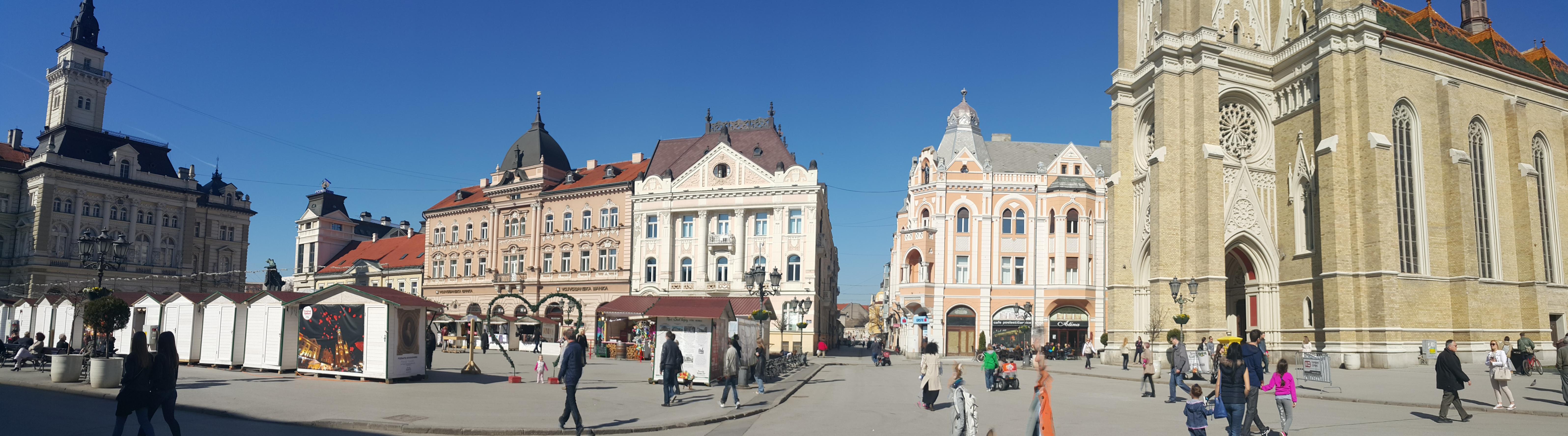 Ταξίδι επιβράβευσης των συνεργατών της Life Plan στο Βελιγράδι.